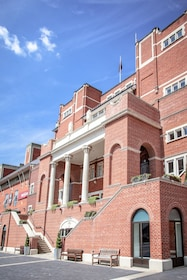 Cricket Stadium, Kia Oval Grounds exterior
