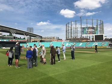 Tour of the Kia Oval Grounds