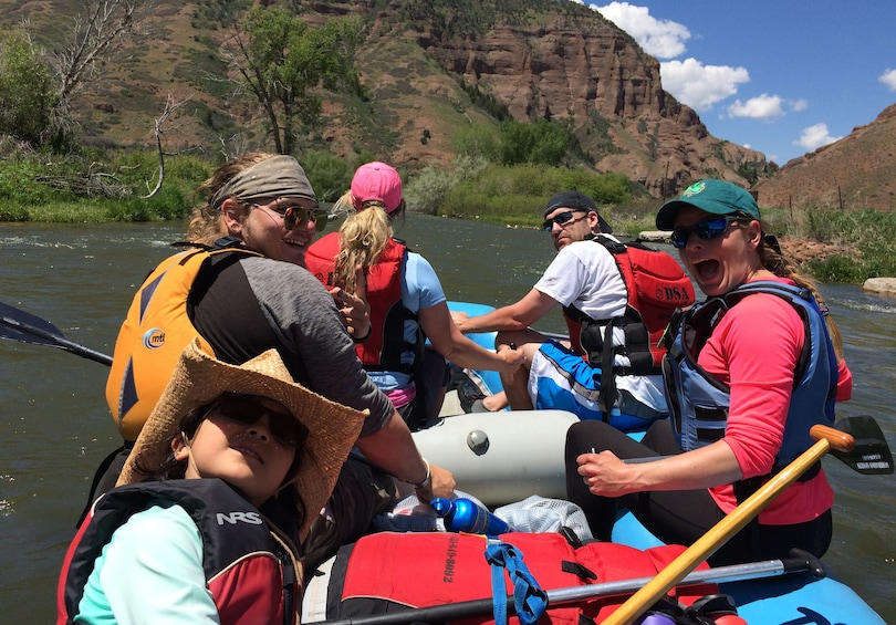 Show item 2 of 10. Half-Day River Rafting Trip