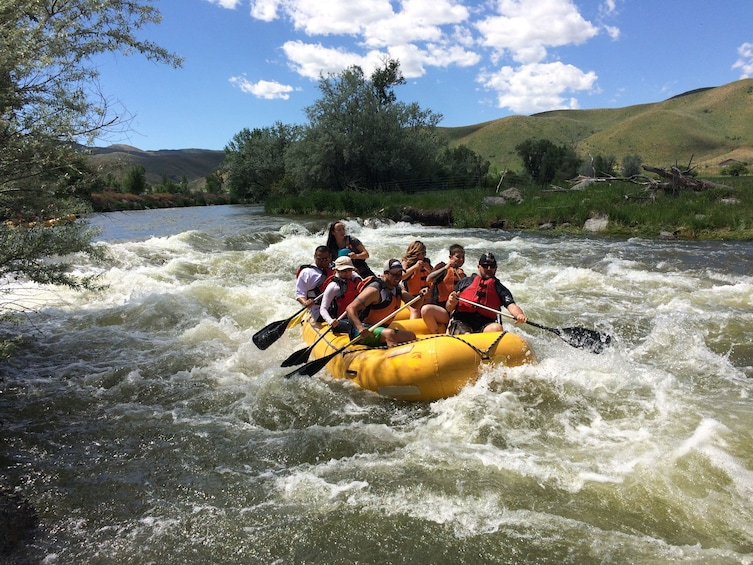 Show item 3 of 10. Half-Day River Rafting Trip