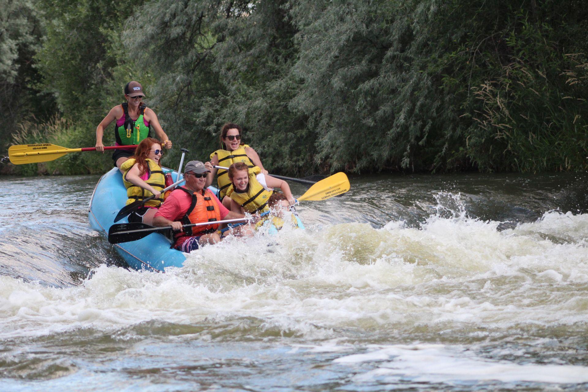 Half-Day River Rafting Trip