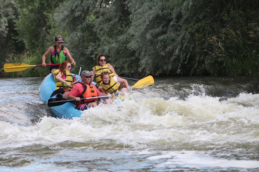 Show item 1 of 10. Half-Day River Rafting Trip