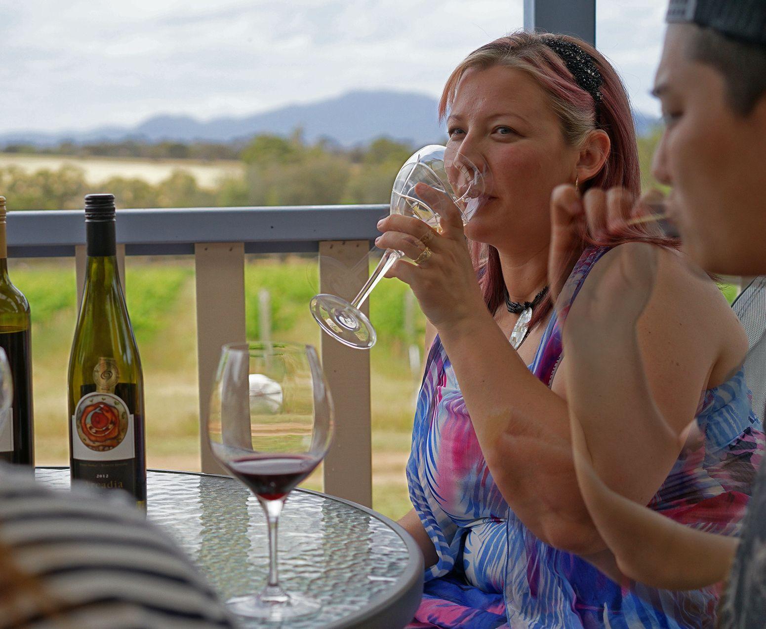 Arcadia Winery tasting on the verandah.jpg