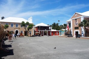 Historic St. George Bermuda Tour