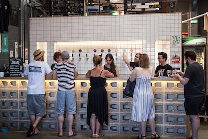 Beer tasting in Leeds