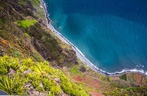 Funchal Hop-On Hop-Off Câmara de Lobos & Cabo Girão 5 Days
