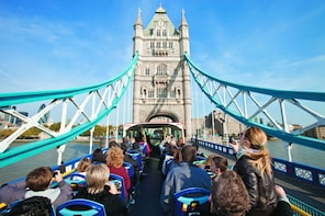 The Original Tour London: Hop-on Hop-off Sightseeing Tour
