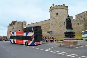 Tur med sightseeingbussen The Original Tour Windsor