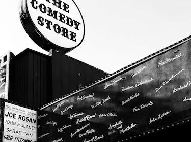 Comedy Store in LA
