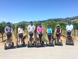 Segway Winery Tour