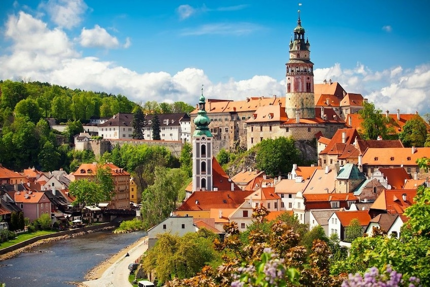 Show item 1 of 5. Cesky Krumlov with lunch. Included pick up and drop off
