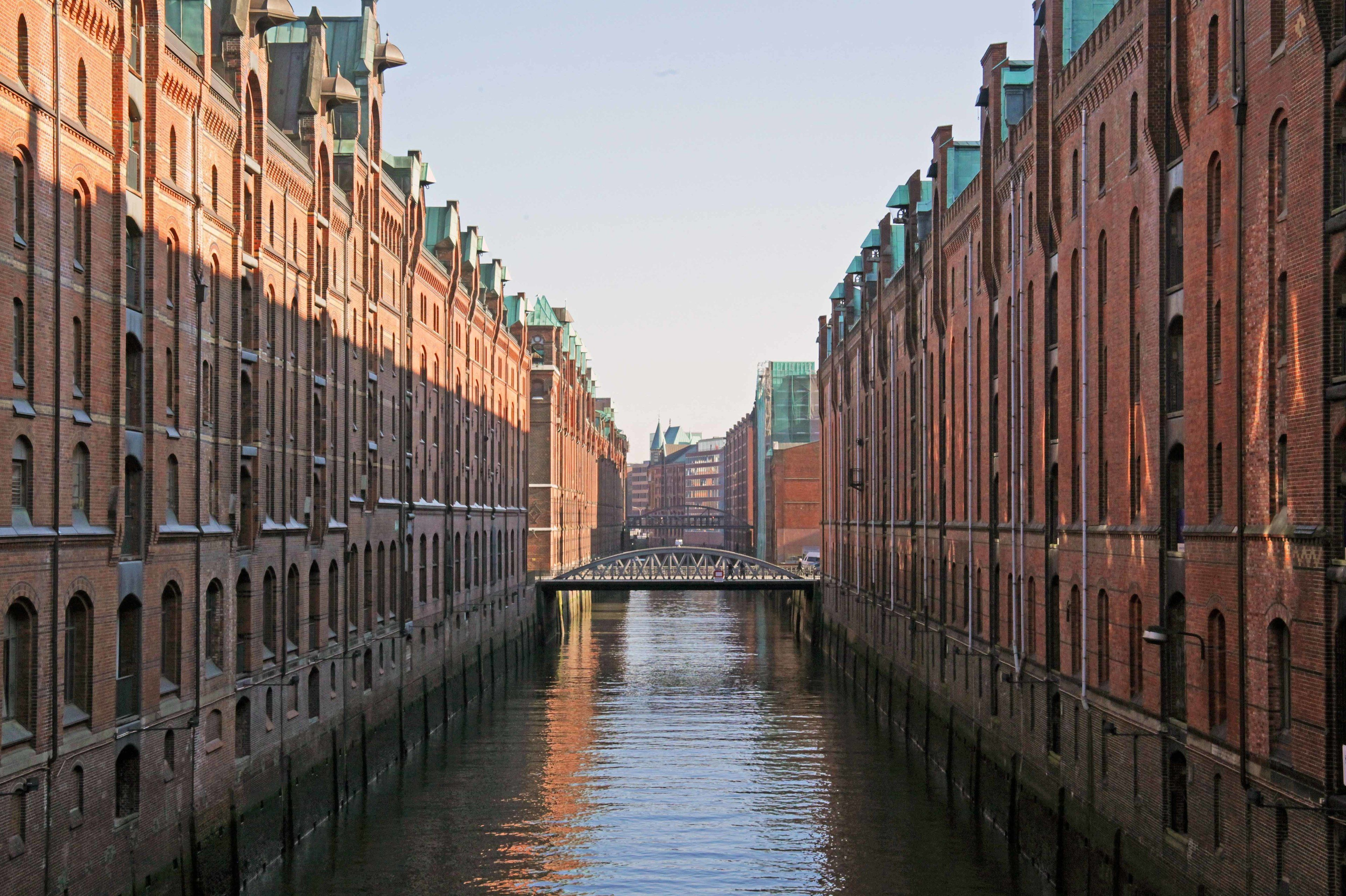 Discover Hamburg Walking Tour