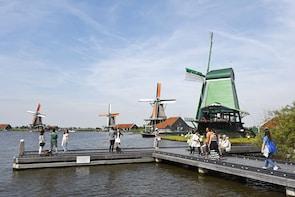 Zaanse Schans Windmills Half Day Tour