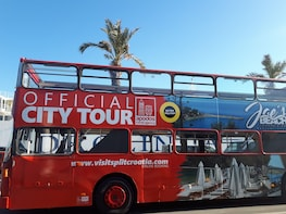 Visite de Split en bus à arrêts multiples