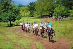 Full Day Supreme Island Safari with Horseback Riding & Beach