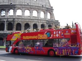 City Sightseeing Rome – Hop-on-Hop-off