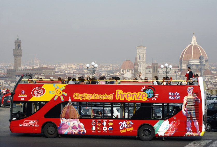 Show item 10 of 10. City Sightseeing Firenze