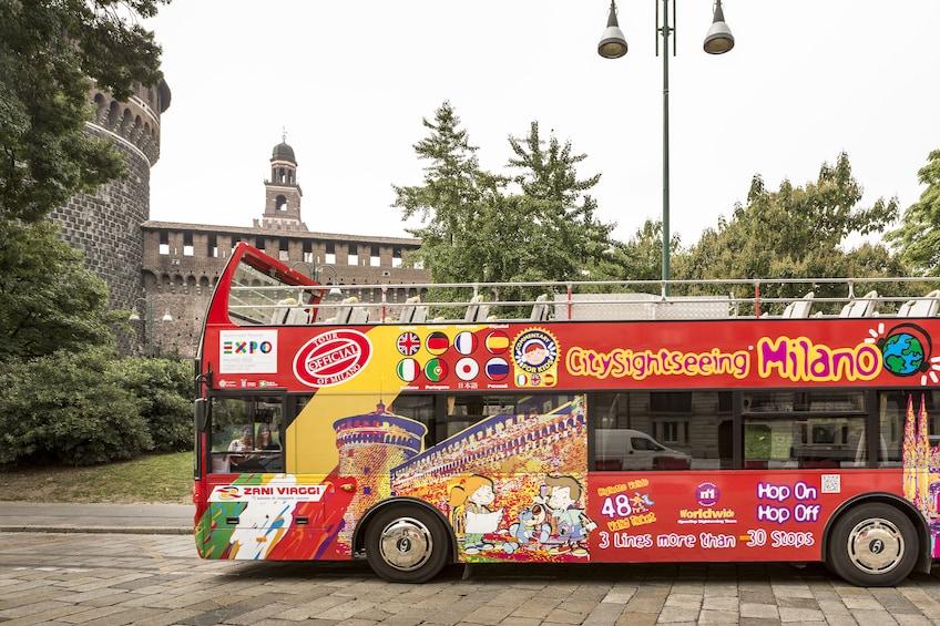 City Sightseeing Milan Hop-on Hop-off
