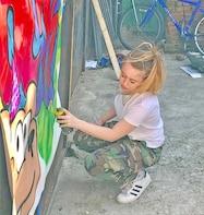 Graffiti Art Workshop in NYC