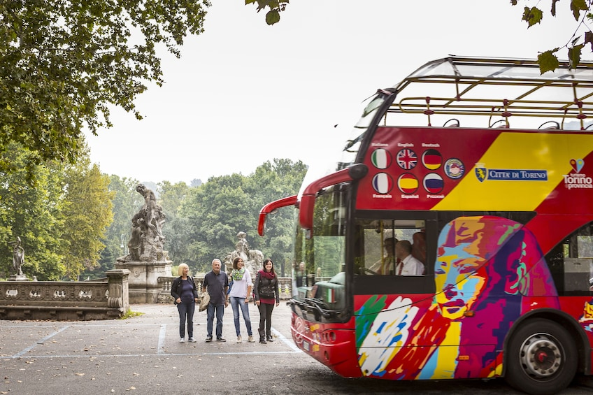 City Sightseeing Turin Hop-on Hop-off