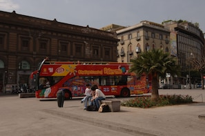 City Sightseeing Palermo, Hop-on/Hop-off