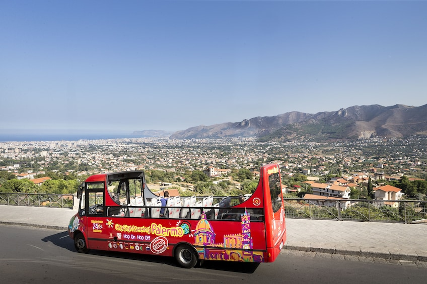 Show item 5 of 10. City Sightseeing Palermo Hop-on Hop-off