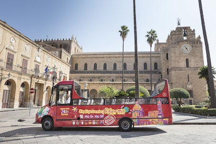 City Sightseeing Palermo Hop-on Hop-off