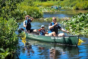 River of Golden Dreams Canoe or Kayak Tour - Private Guided