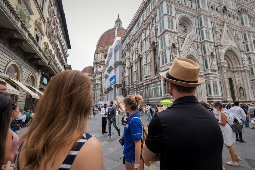 Show item 2 of 8. Skip-the-Line Duomo: Priority-Access 30-Minute Guided Tour