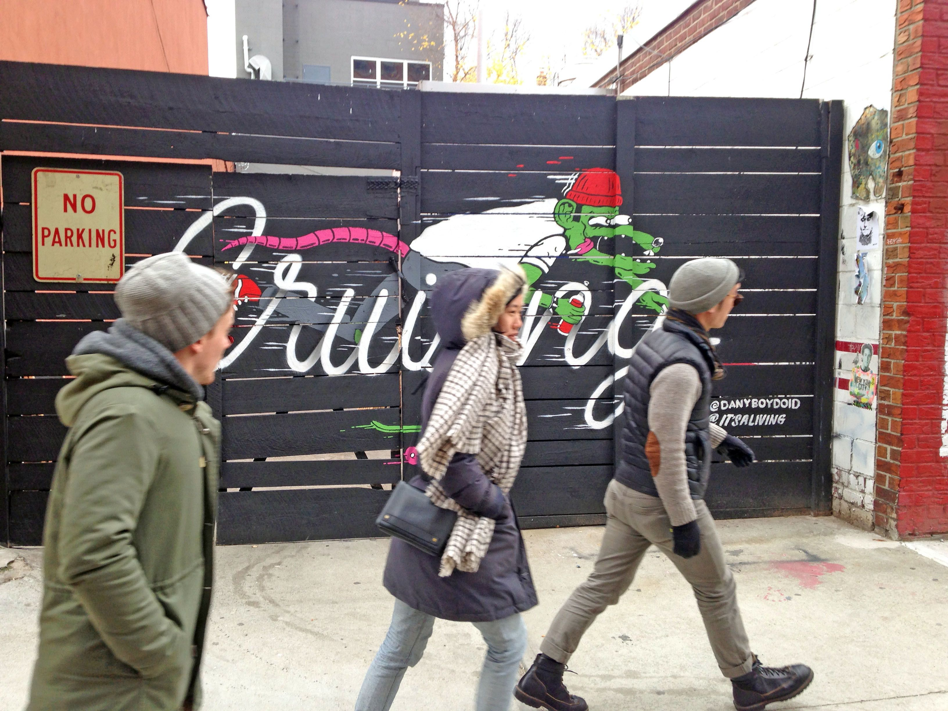 Private Williamsburg Walking Tour in Brooklyn