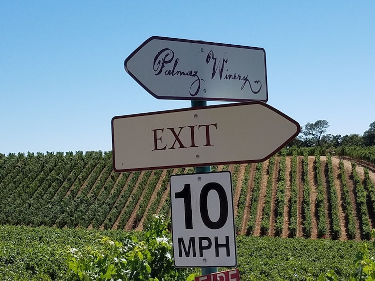 8 Hour - Private Napa Valley Wine Tasting Tour