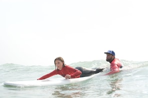 Beginner Surfing Lessons - Santa Cruz