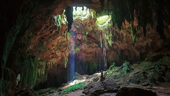 Discover Puuc Route and Loltun Caves