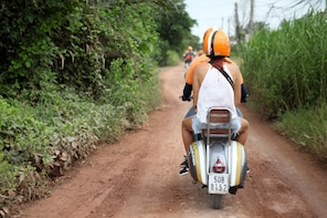 Vespa tour The glimpse of the Mekong -full day private tour