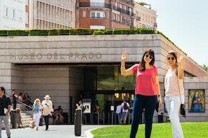 Skip-the-Line Private Tour Del Prado & Highlights of Madrid