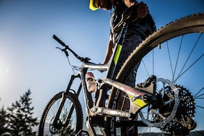Full day Adult Norco Sight A1 Mountain Bike Hire