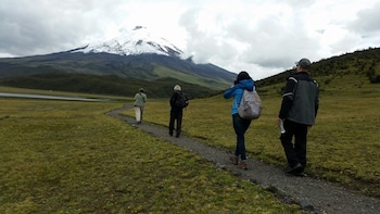 Private Cotopaxi Volcano Full Day Tour from Quito