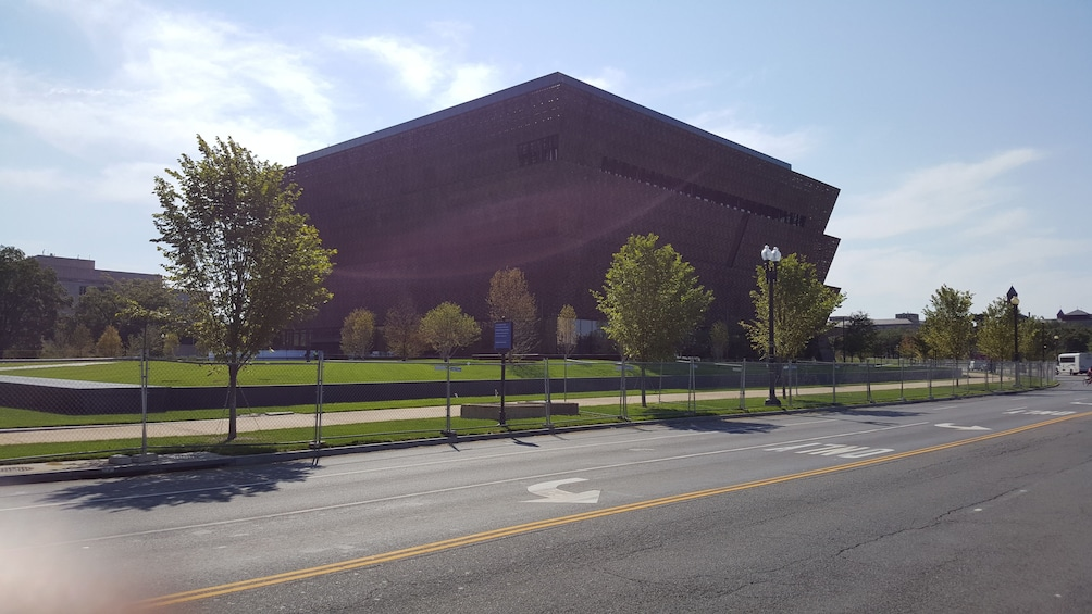 Show item 5 of 6. The National Museum of African American History and Culture in Washington D.C.