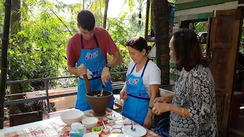Bangkok Bike and Cook Tour