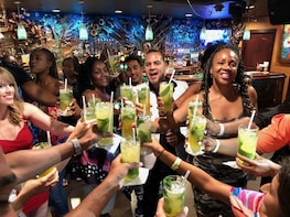 Sip, Savour & Salsa! Lessons, Mojitos, Live Band & Shows