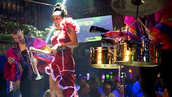 Sip, Savour & Salsa! Lessons, Mojitos, Live Band & Shows