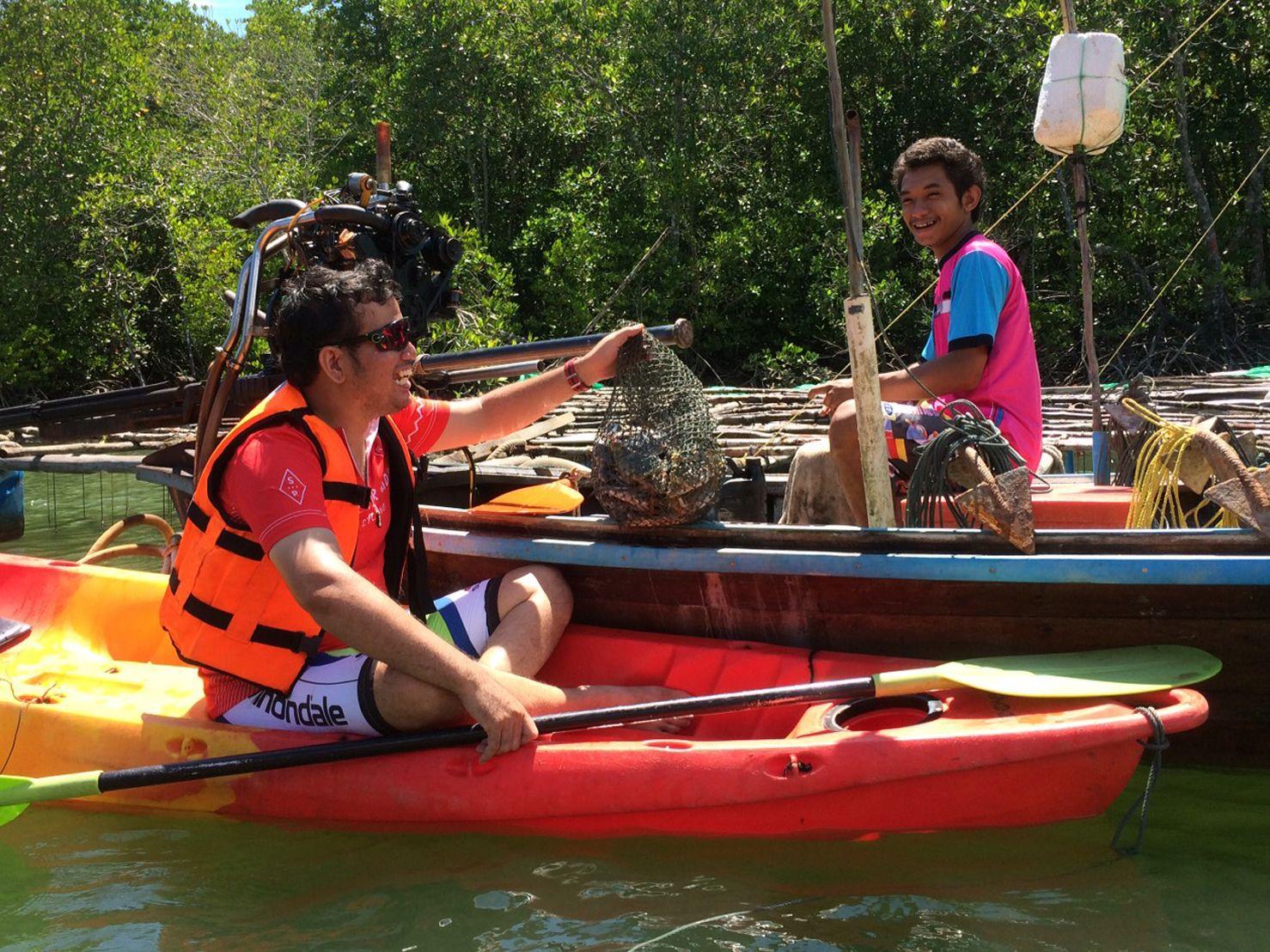 Phuket Countryside Bike and Kayak