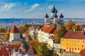 Tallinn day trip from Helsinki