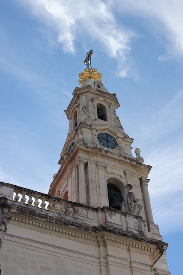 Cathedral in Fatima