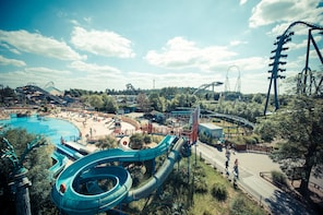 Thorpe Park Resort Tickets