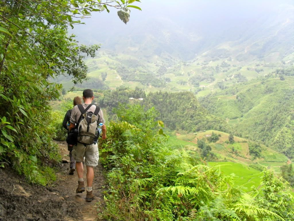Private Sapa Valley Trekking Full Day Tour