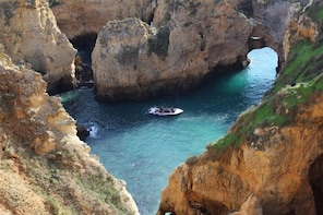 West Algarve Minivan Tour: S. Vicente Cape, Sagres & Lagos