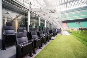 Biglietto di ingresso con visita di un'ora dello stadio di San Siro a Milan...