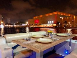 Dining Cruise around Cartagena's Bay