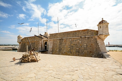 Eastern Algarve Minivan Tour: Olhão, Tavira & Faro